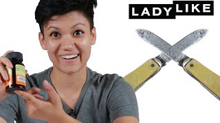 Jen Restores An Old Knife • Ladylike