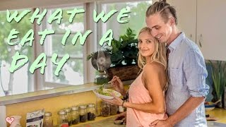 What I Eat In A Day ♥ Easy Healthy Vegan Meals | Canada