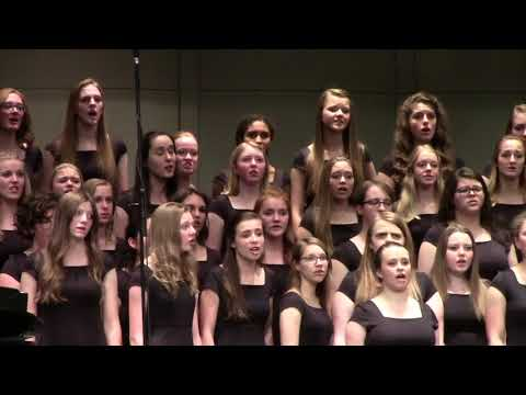 """""""A Million Dreams"""" from the Greatest Showman - Madison High School"""
