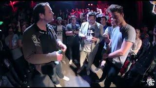 Merlin vs Bong Teggy // DLTLLY RapBattle (München) // 2015