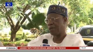 Politics Today: Assessing Pres Buhari's One Year In Office