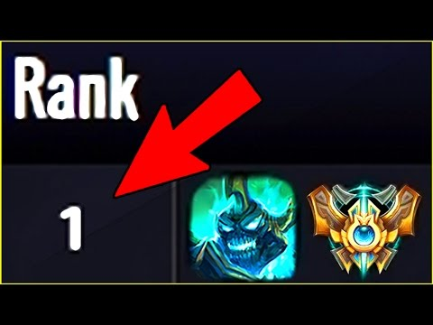 WAIT... I'M THE #1 BEST HECARIM IN NA? - Actually GOING for RANK 1 - Ep. 6