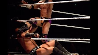 WWE Payback 2016: Zack Ryder vs The Miz WWE 2K16 IC
