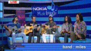 মাইলস্ ✿ Miles at Nokia Music Lounge ✿ Interview & Live Song ✿ Part 1