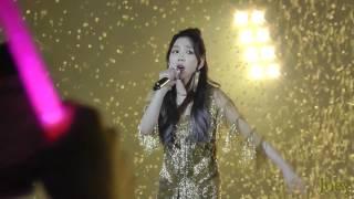 170611 taeyeon curtain call at persona in hong kong