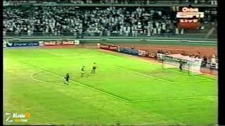 السعودية  - ايران / نصف نهائي كاس اسيا 1996 / ركلات الترجيح