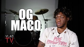 OG Maco: Lil Yachty Said He Started Rapping Because of