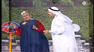 """مشهد كوميدي للنجمة هالة فاخر😂 .. إسمي على الفيس بوك """" أنا ماجي تعالى شوف إير باجي """" 😂 #تياترو_مصر"""