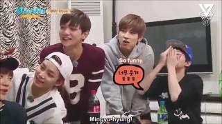 [세븐틴] Lee Chan's Laugh Compilation