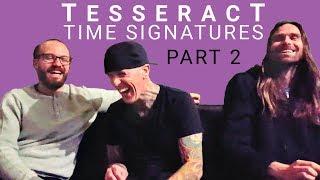 "TesseracT - Time Signatures (Part 2) - Music Theory Hacks from ""Luminary"" (Metric Modulation, etc.)"