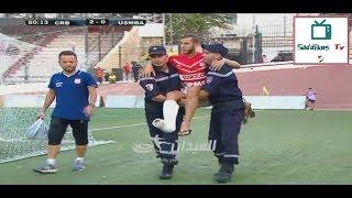 ملخص مباراة شباب بلوزداد 2-0 اتحاد بلعباس الدوري الجزائري 17/18 الجولة 1