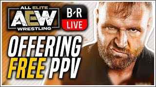 Kenny Omega Announces FREE AEW PPV at E3! How To Watch Fyter Fest for FREE!