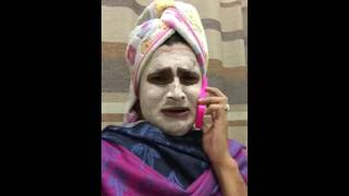 Pammi aunty#sarla bahanjee# part-9 lena dena bank
