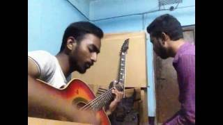 Ami Akash Patabo by Avoid Rafa cover by Mehdi and Forhat