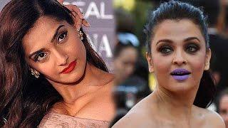 Sonam Kapoor's NASTY COMMENT on Aishwarya Rai Bachchan