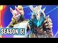 Download Video Download SEASON 5 FORTNITE BATTLE PASS! Fortnite Battle Royale Season 5 Update! (Season 5 Fortnite Countdown) 3GP MP4 FLV