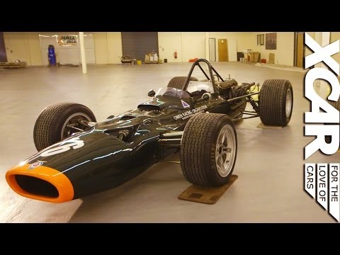 Father And Son: Keeping BRM and F1 History Alive  - XCAR