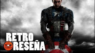 Capitán America El primer Vengador #CaminoAInfinityWar