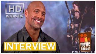 Dwayne Johnson aka The Rock aka Hercules   Exclusive Interview