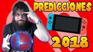 Qué juegos tendrá Nintendo Switch en 2018? | Predicciones | Smash Bros | Zelda | Mother