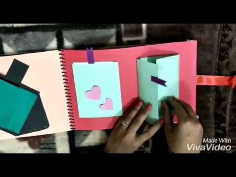 Xxx Mp4 Easy Handmade Scrapbook Craft Pocket Birthday Idea Unique Birthday Scrapbook 3gp Sex
