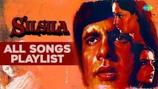 Silsila [1981] | All Songs | Amitabh Bachchan, Jaya Bhaduri & Rekha | Audio Juke Box