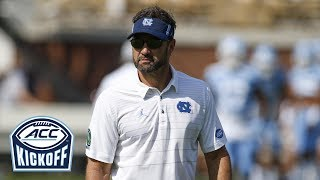 UNC Will Benefit From 2017 Injuries | 2018 ACC Kickoff