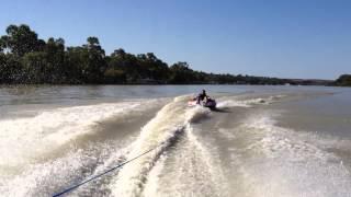 Speed Boat Dinky Fall