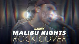LANY - Malibu Nights (Rock Cover by The Ultimate Heroes)