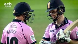 HUGE CHASE - Middlesex v Surrey NatWest T20 Blast