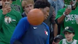 Joel Embiid PUNKED By Boston Celtics On NBA Opening Night!