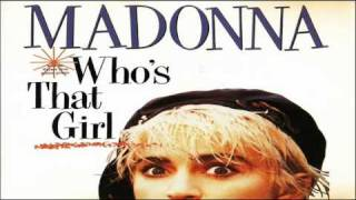 Madonna Who's That Girl (Extended Version)