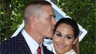 Nikki Bella and John Cena's Hilarious Naked Dance