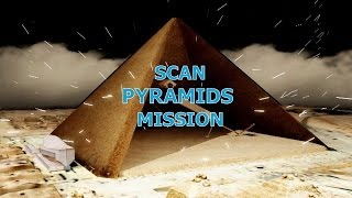Ground breaking 3D images show HIDDEN TUNNELS deep inside the mysterious pyramids