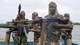 Nigerian militant group Niger Delta Avengers announces ceasefire