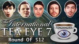 Team DingDong   THE INTERNATIONAL 2017 OPEN QUALIFIERS - Round Of 512