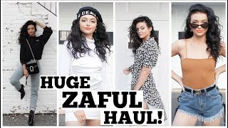 HUGE SPRING TRY-ON HAUL! Clothing, Bathing suits, Shoes, ect!