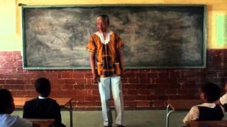 Malcolm X (1992) Nelson Mandela discurso final (subtítulos en español)