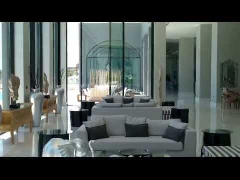 Mitsis Alila hotel Faliraki, Rhodes - long tour HD