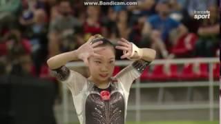 Wan Yang CHN Fx AA Olympics Rio 2016