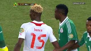 Burkina Faso vs. Nigeria (2013 AFCON FInal Highlights)