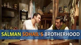 Salman Khan & Sohail Khan