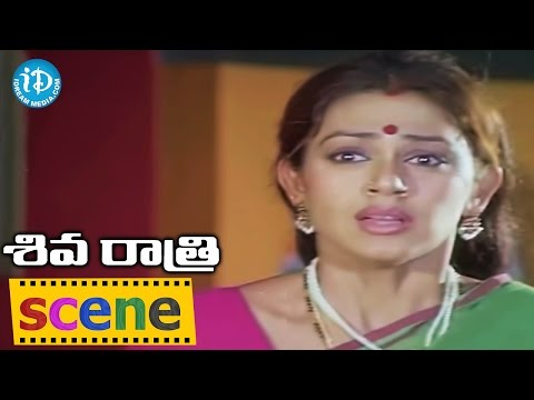Shivaratri Movie Scenes - Elephant Attacks On Baby Shamili || Shobana || Sarath Babu
