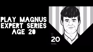 Play Magnus - Expert - Stockfish Beating 20 y/o Magnus