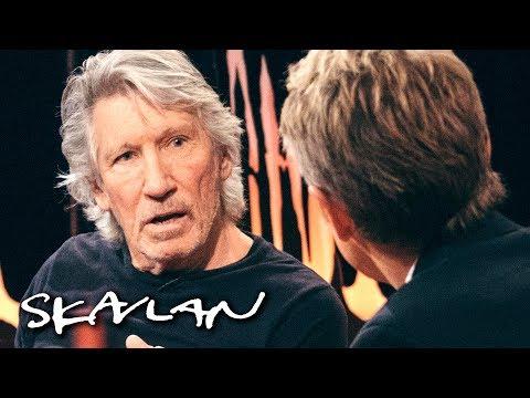 Roger Waters admits he feels empathy with Trump voters   SVTNRKSkavlan