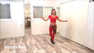 Belly Dance Nataly Hay Habibi Ya Eini رقص شرقي ריקודי בטן חביבי יעיני נטלי חי רקדנית בטן