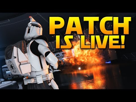 PATCH NOTES & HIDDEN CHANGES - Star Wars Battlefront 2