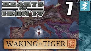 RISKY INVASION [7] With Aldrahill - Hearts of Iron IV - Waking The Tiger DLC