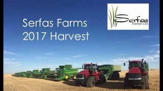 Serfas Farms 2017 Harvest