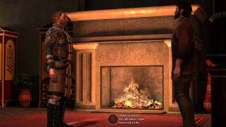 Dragon Age 2: Anders Romance #6: Anders forces Hawke to choose him or Fenris v1